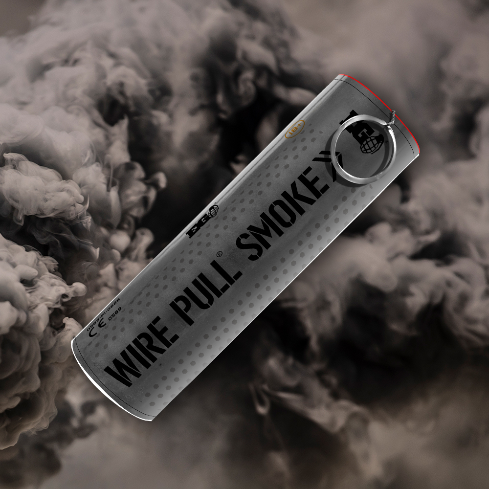 WP40 Black Smoke - By Enola Gaye
