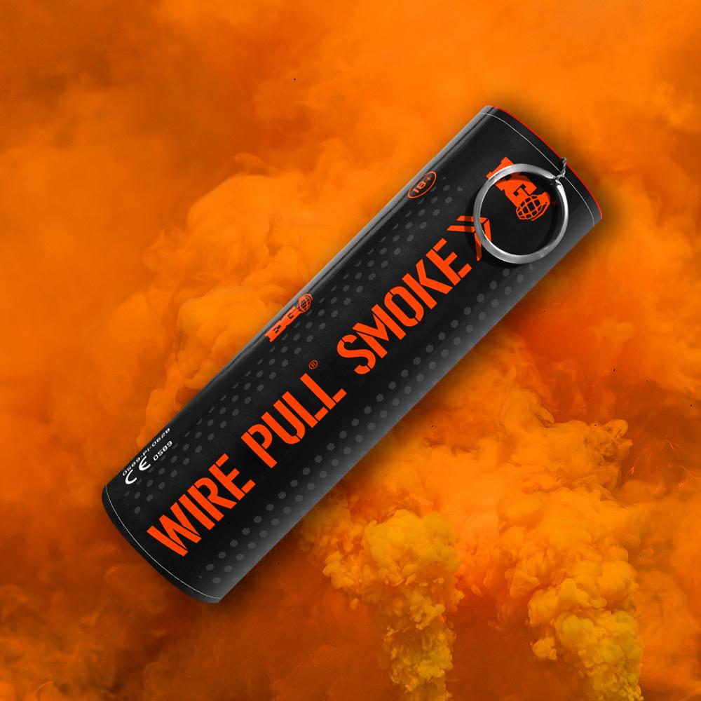 WP40 Orange Smoke - By Enola Gaye