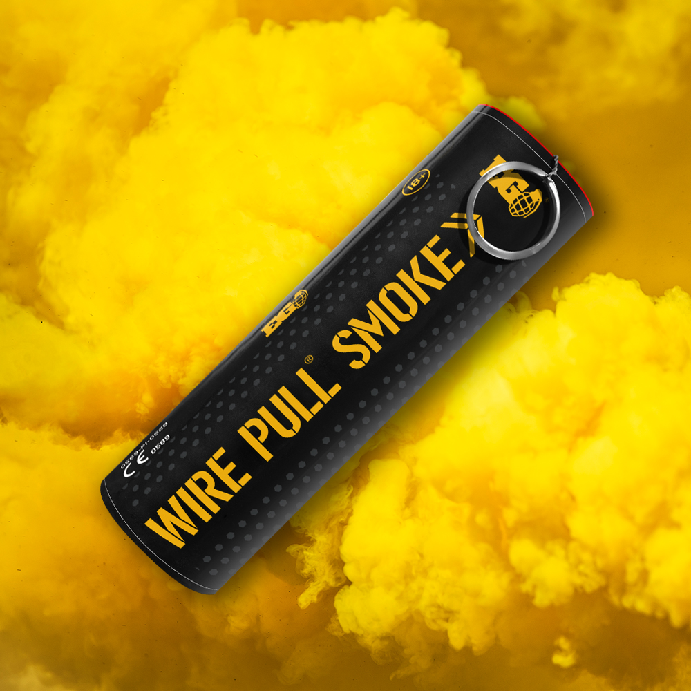 WP40 Yellow Smoke - By Enola Gaye