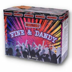 Fine & Dandy by Jonathans Fireworks