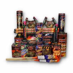 Masquerade Selection Box by Jonathans Fireworks