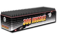 300 Shot Missile