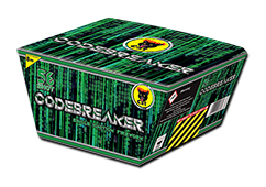 Black Cat Fireworks Codebreaker