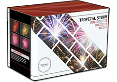 Tropical Storm by Evolution Fireworks