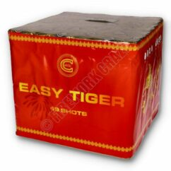 Easy Tiger By Celtic Fireworks