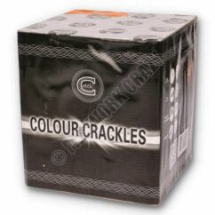Colour Crackles By Celtic Fireworks