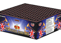 Jonathans Fireworks Glorious Fanfare