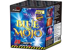 Primed Pyrotechnics - Blue Mojo