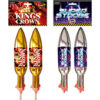 Primed Pyrotechnics - Super Strobe & Kings Crown Double Pack