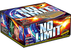 Primed Pyrotechnics - No LImit