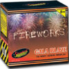 Standard Fireworks - Gala Blaze