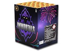 Zeus Fireworks - Immortals