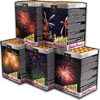 Zeus Fireworks - Powerful 5 Assortment