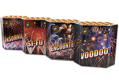 Super 4 Lucky Dip by Zeus Fireworks