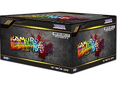 Vivid Pyrotechnics - Kamuro Rainbow