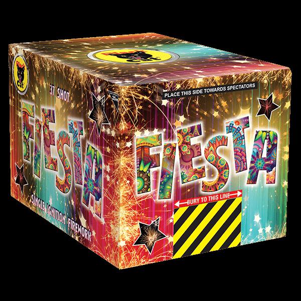 Fiesta by Black Cat Fireworks