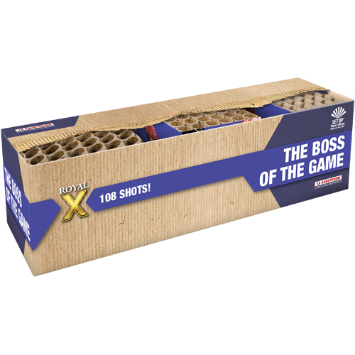 The Boss of the Game by Lesli Fireworks