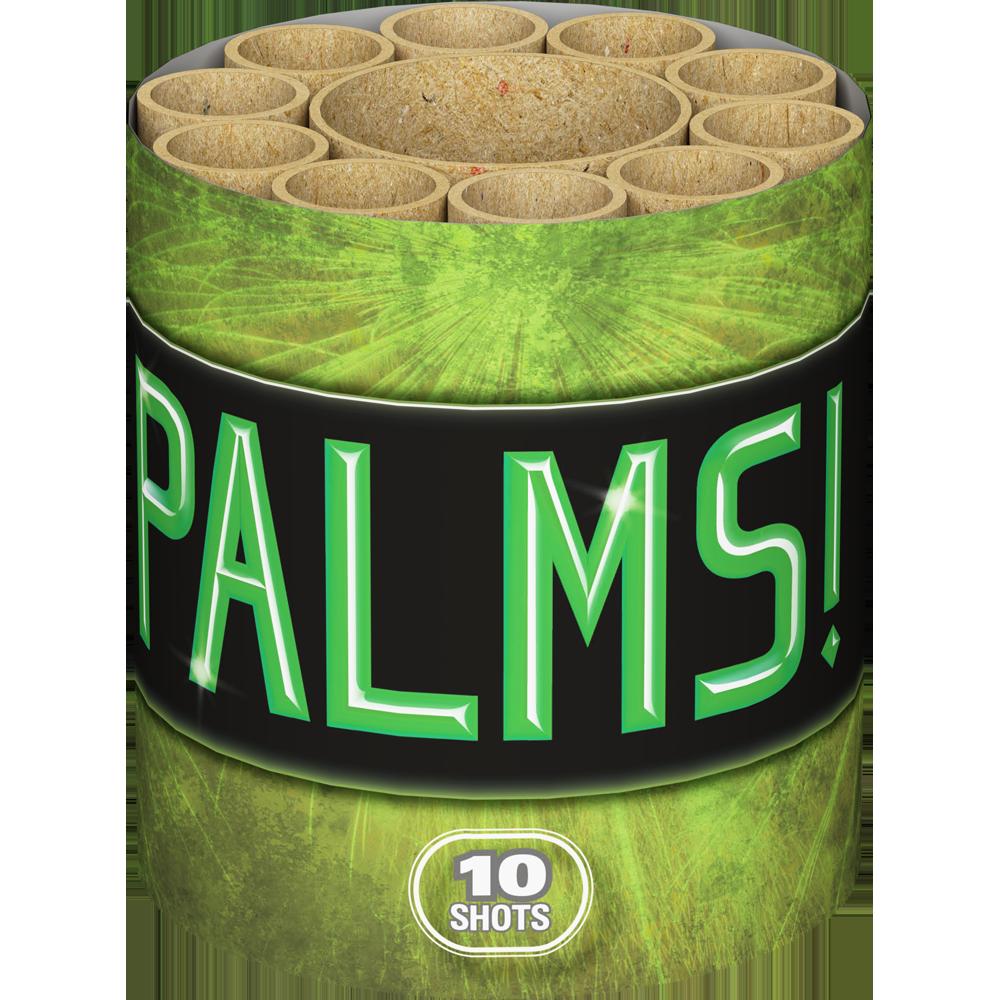 Palms! by Lesli Fireworks