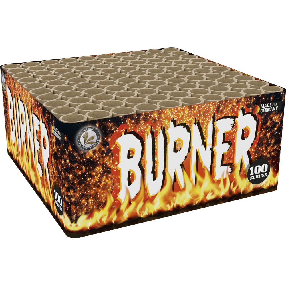 Burner by Lesli Fireworks