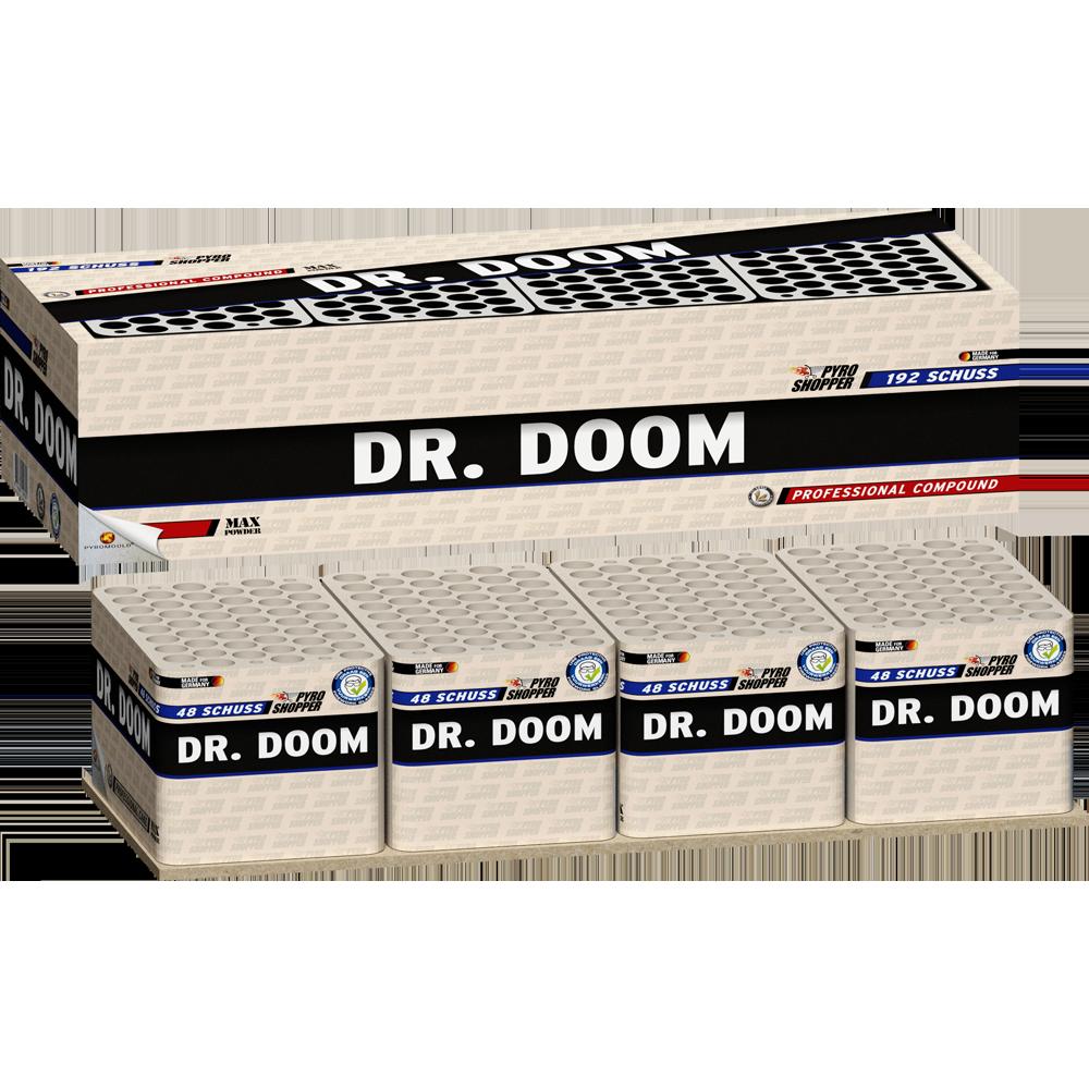 Dr. Doom by Lesli Fireworks