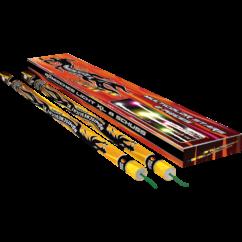 Roman Light XL 8 Shot Fireworks
