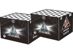 Celtic Fireworks - Bill & Ben