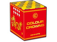 Celtic Fireworks - Colour Crowns