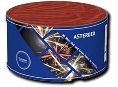 Evolution Fireworks - Asteroid