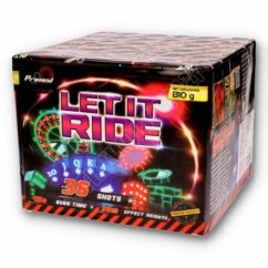 Let It Ride by Primed Pyrotechnics