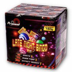 Late Night Bingo by Primed Pyrotechnics