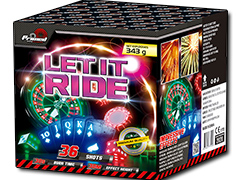 Primed Pyrotechnics - Let It Ride