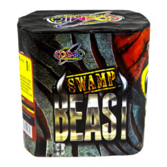 Cosmic Fireworks - Swamp Beast