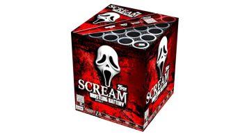 Scream Battery by Klasek