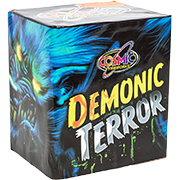Cosmic Fireworks - Demonic Terror