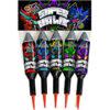 Cosmic Fireworks - Super Hawk Rockets
